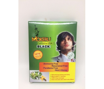 black hair shampoo
